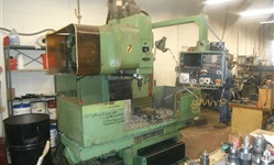 Barbel-Colman 16-16 Gear Hobbing Machine